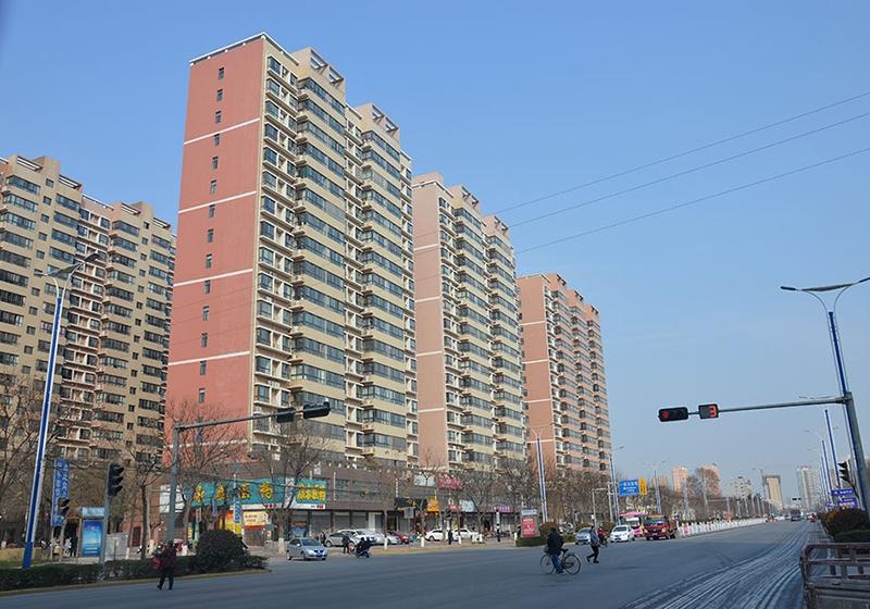 华兴十五街2住宅楼及地下车库建设工程
