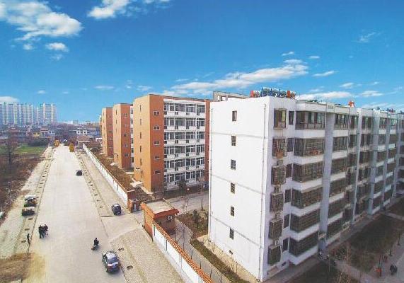 陕西西北工业技术学院教职工公寓楼建设工程