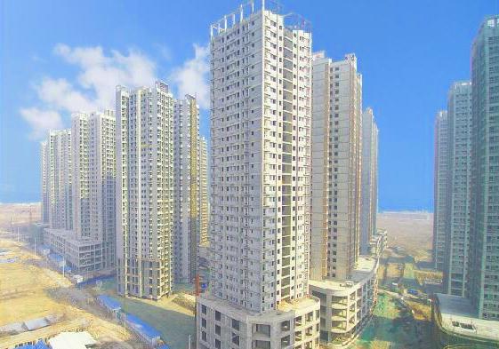 咸阳幸福佳苑59楼建设工程